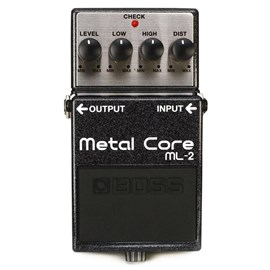 Pedal para Guitarra ML-2 Metal Core Boss