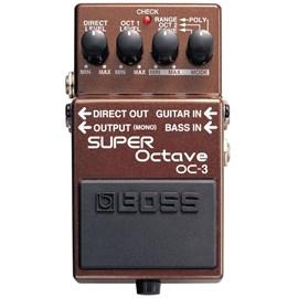 Pedal para guitarra Oc-3 Octave Boss
