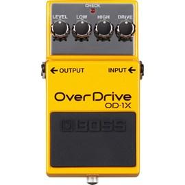 Pedal para Guitarra OD-1X Overdrive Boss