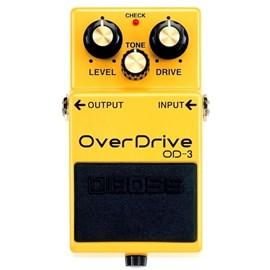 Pedal para Guitarra OD-3 Overdrive Boss