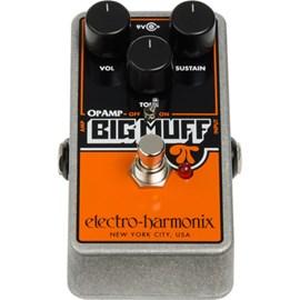 Pedal para Guitarra OP AMP Big Muff PI Distortion/Sustainer Electro-harmonix