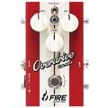 Pedal para Guitarra Overdrive Fire Custom Shop
