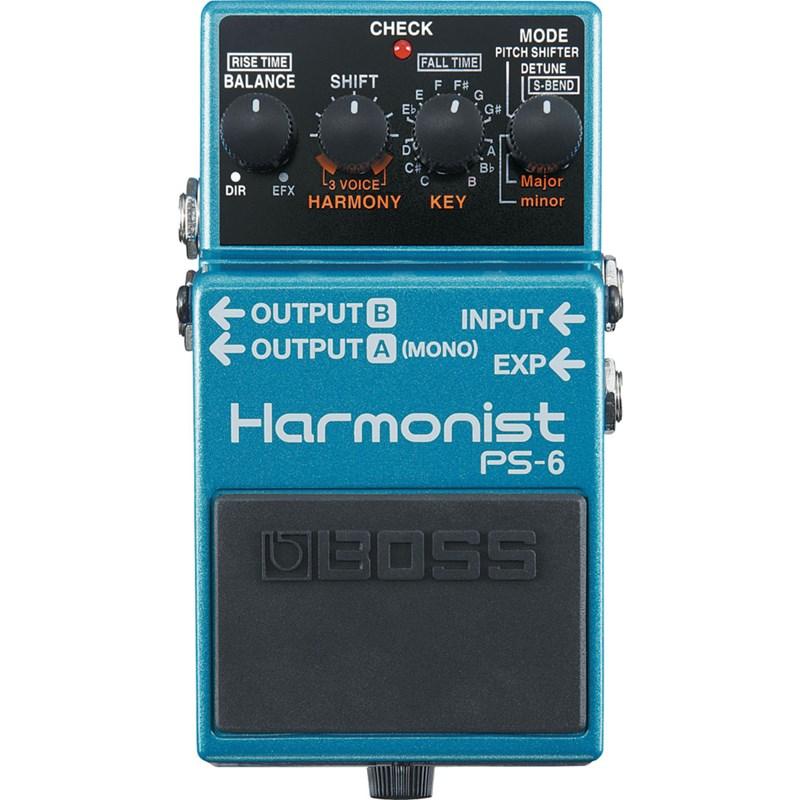 Pedal para Guitarra PS 6 Harmonist Boss