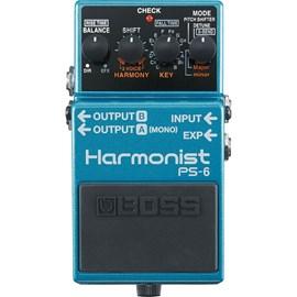 Pedal para Guitarra PS6 Harmonist Boss