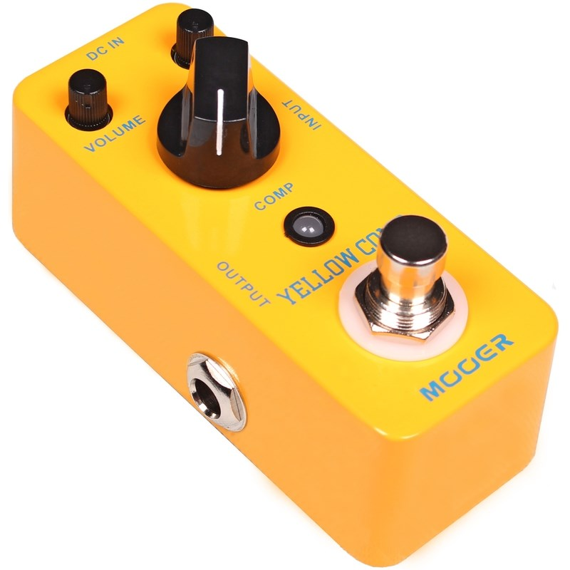 Pedal para Guitarra Yellow Comp Mooer