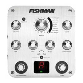 Pedal Para Violão Aura Spectrum DI Preamp PRO-AUR-SPC Fishman