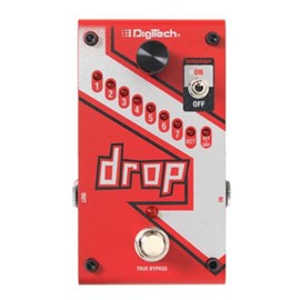 Pedal Polyphonic The Drop Tune Digitech