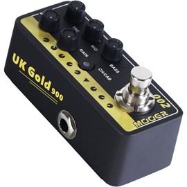 PEDAL PRE AMP PARA GUITARRA M002 UK Gold Mooer