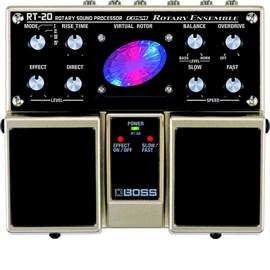 Pedal RT 20 Rotary Sound Processor Boss