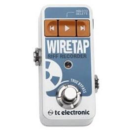 Pedal Wiretap Riff Recorder TC Eletronic