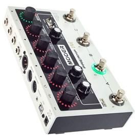 Pedaleira com Impulse Response e Conexão Bluetooh Multi Pre Amplificador Preamp Live M999 Mooer