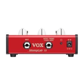 Pedaleira para Baixo Stomplab 1b Vox