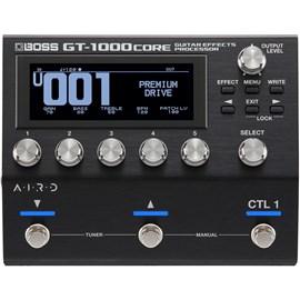 Pedaleira para Guitarra GT 1000 CORE Boss