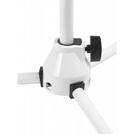 Pedestal para Microfone Branco MS7801W On-stage Stands - Branco (WH)
