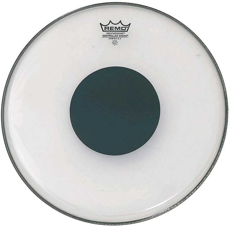 Pele Remo Controlled Sound Transparente 16' Remo