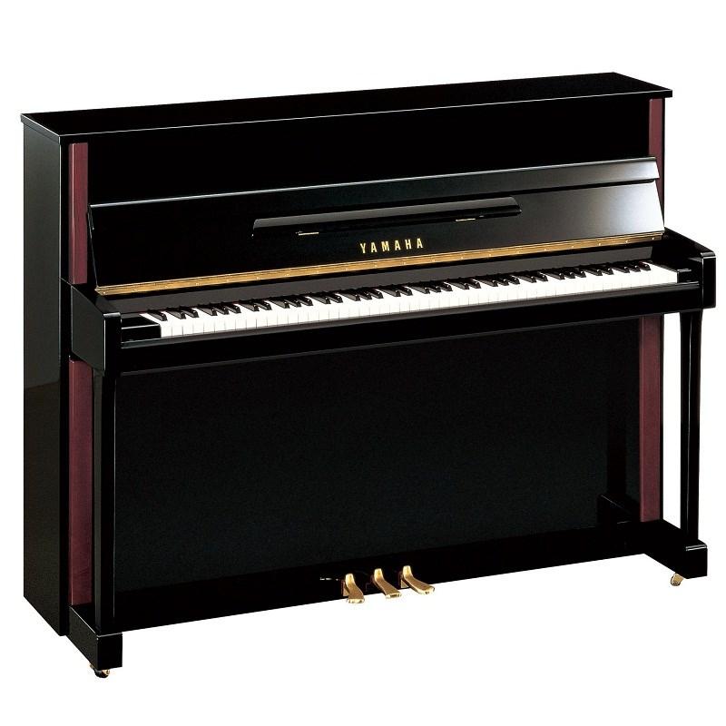 Piano Acústico Vertical Jx-113t Pe Yamaha