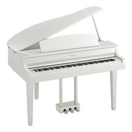 Piano Clavinova CLP 665GP BRA  Branco Yamaha