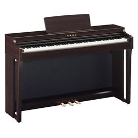 Piano Clavinova CLP625 Rosewood Yamaha - Marrom (Dark Rosewood) (DR)