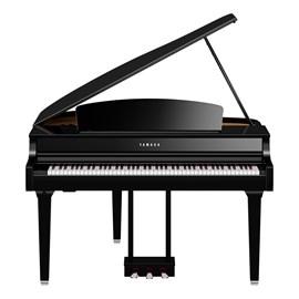 PIANO CLAVINOVA CLP795 GP Yamaha - Preto (Polished Ebony) (PE)