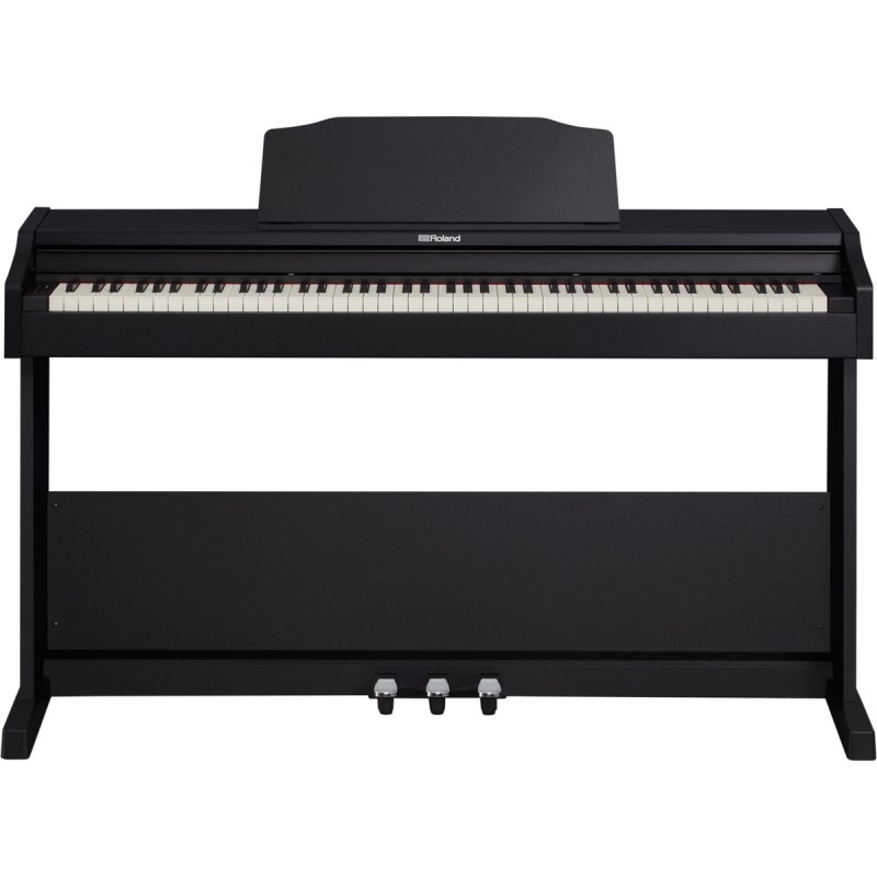 Piano Digial RP102 (BLK) Roland - Preto (Satin Black) (SB)