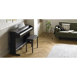 Piano Digital AP 260 Celviano com Banco 88 Teclas Casio - Marrom (Oak) (BN)
