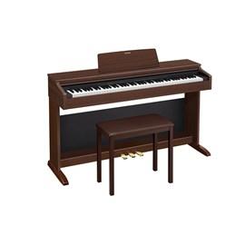 Piano Digital AP-270 (Marrom) com Banco Casio - Marrom (Oak) (BN)