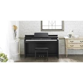 Piano Digital AP 460 Celviano com Banco 88 Teclas Casio - Preto (BK)