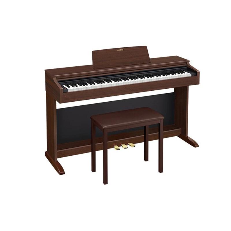 Piano Digital AP270 com Banco Casio - Marrom (Oak) (BN)