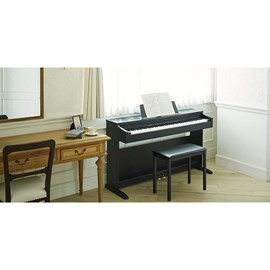 Piano Digital AP270 com Banco Casio - Preto (BK)