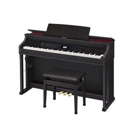 Piano Digital Casio Ap-650-m - Preto (BK)
