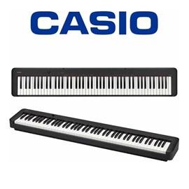 Piano Digital CDP S150 88 Teclas Sensitivas Casio - Preto (BK)