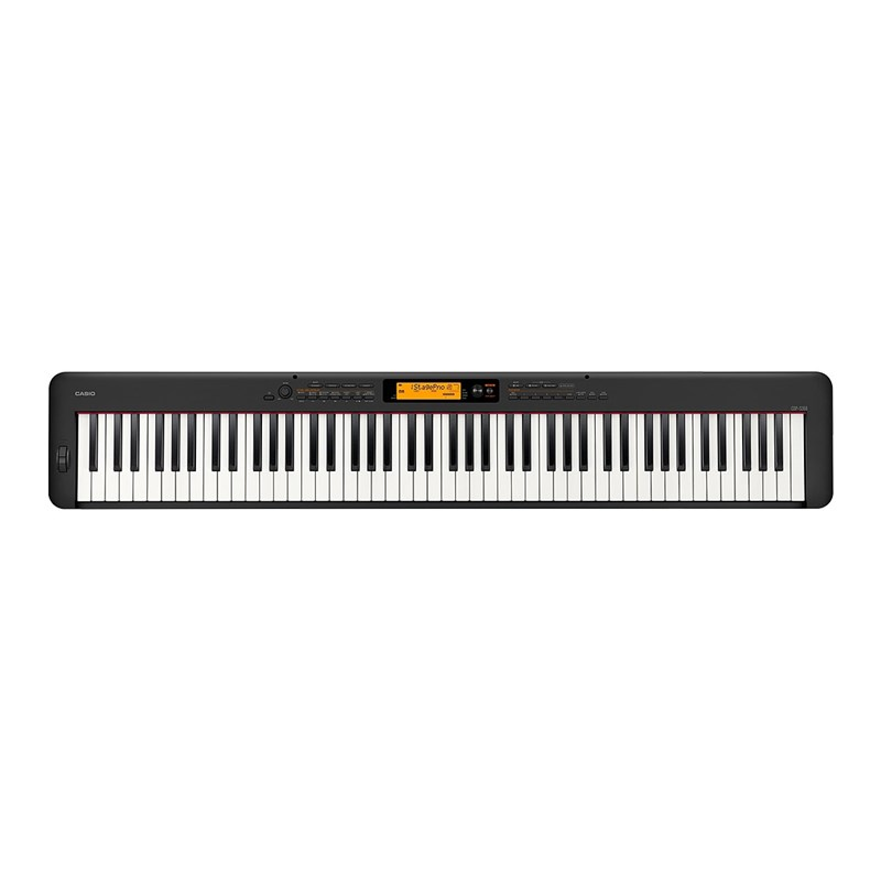 PIANO DIGITAL CDP-S350 Casio - Preto (BK)