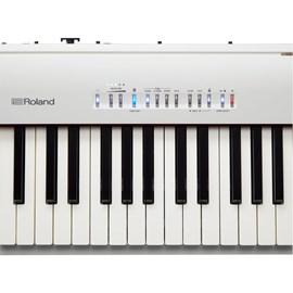 Piano Digital Fp-30 C/ Estante Ksc-70 C/ Kpd-70 Roland - Branco (WH)