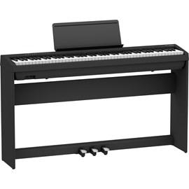 PIANO DIGITAL FP-30X + KPD-70-BK + KSC-70-BK Roland
