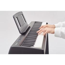PIANO DIGITAL FP10 BK COM KSCFP-10 E PEDAL SUSTAIN DP2 Roland - Preto (BK)