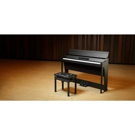 PIANO DIGITAL G1-BK Korg - Preto (BK)