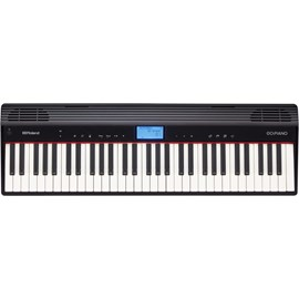 Piano Digital Go-61P (preto) Roland