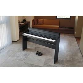 Piano Digital Lp-180 Bk Korg - Preto (BK)