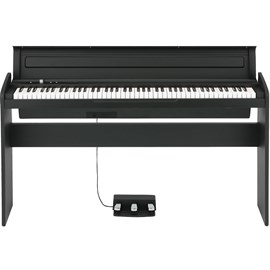Piano Digital LP180 Korg - Preto (BK)