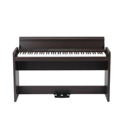 Piano Digital LP380 Korg - Marrom (Rosewood) (RW)