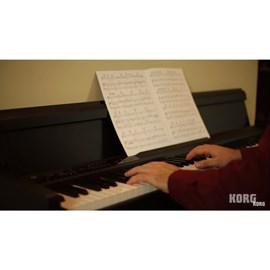 Piano Digital LP380 Korg - Preto (BK)