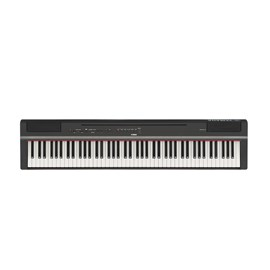 Piano Digital P 125B Yamaha - Preto (Black) (BL)