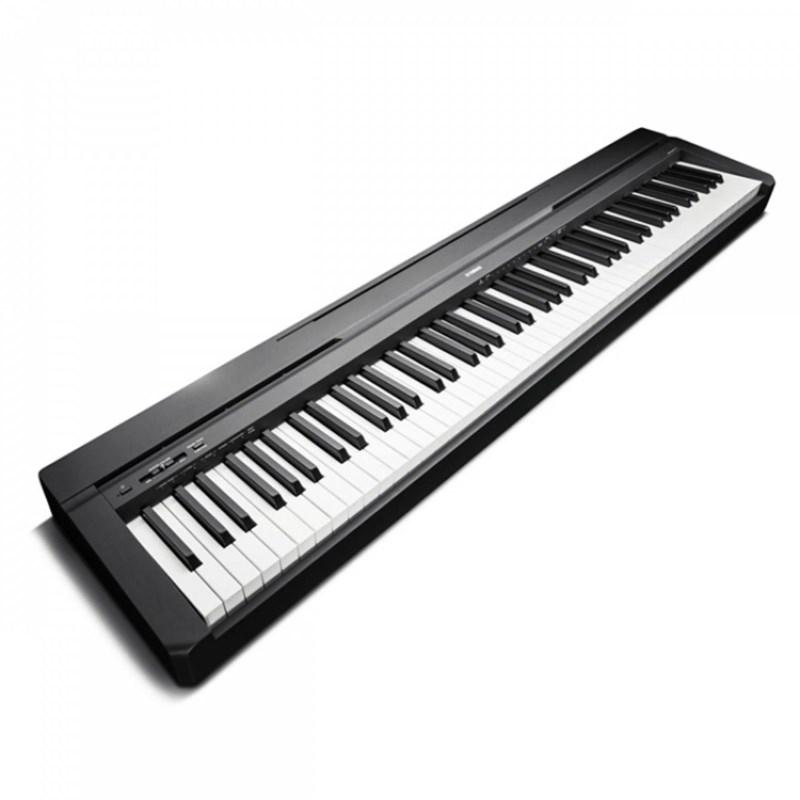Piano Digital P45b com Fonte Yamaha - Preto (Black) (BL)