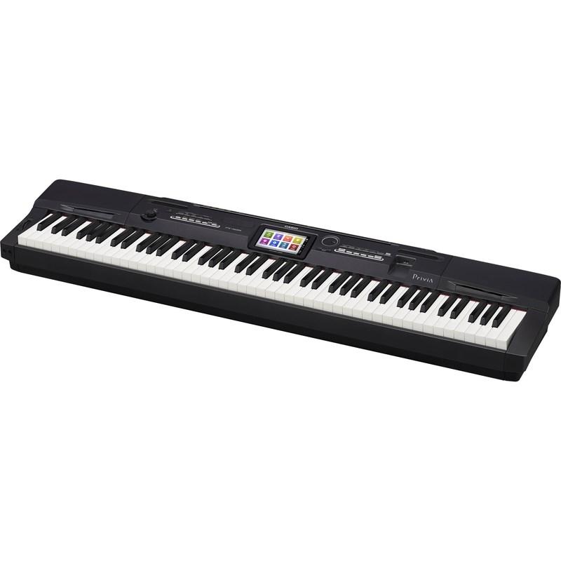 Piano Digital PX 360M com 88 Teclas Casio - Preto (BK)