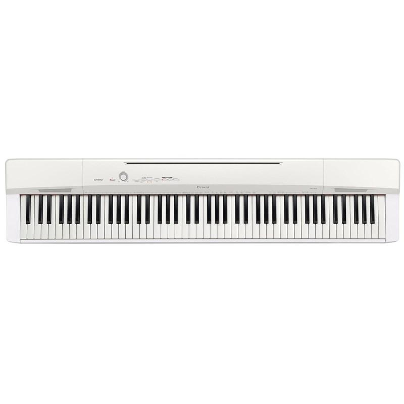 Piano Digital PX160 Privia Casio - Branco (White) (WE)