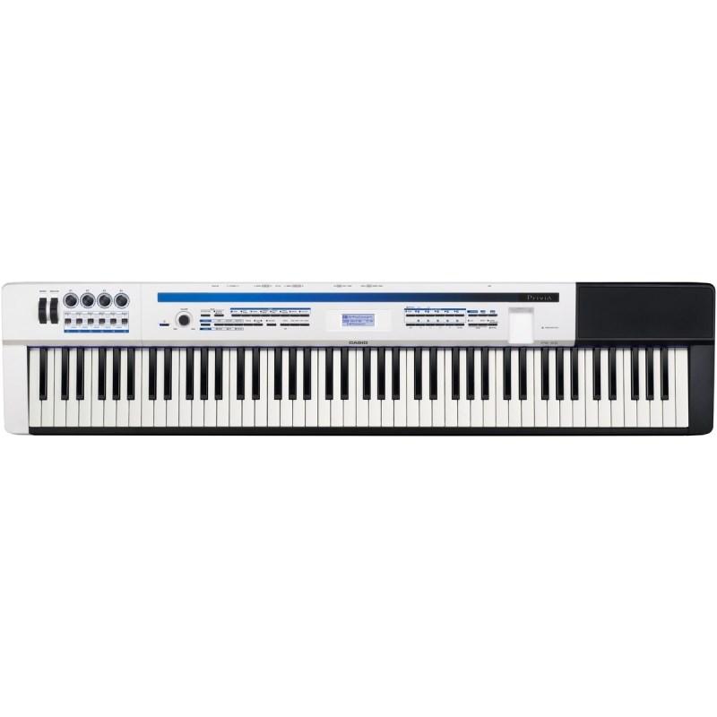 Piano Digital PX5 S Privia com 88 Teclas Casio - Branco (WH)