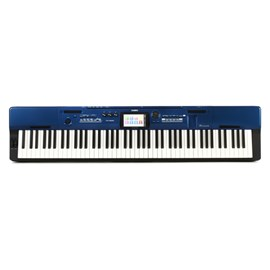 Piano Digital PX560M Privia com 88 Teclas e Pedal Casio - Azul (Blue) (BL)