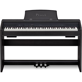 Piano Digital PX760 Privia com 88 Teclas Casio - Preto (BK)