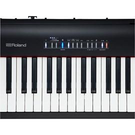 Piano Digital Roland FP-30 com Estante KSC-70 e Pedalboard KPD-70 - Preto (BK)