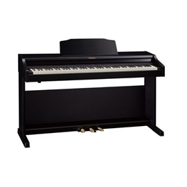 Piano Digital RP 501R com 88 Teclas Roland - Preto (Contemporary Black) (CB)